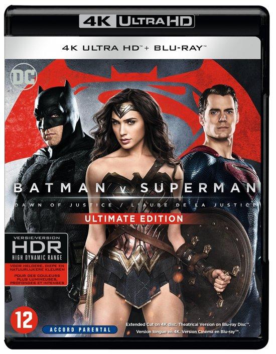 Batman v Superman : Dawn Of Justice (4K Ultra HD Blu-ray) (Extended Cut)