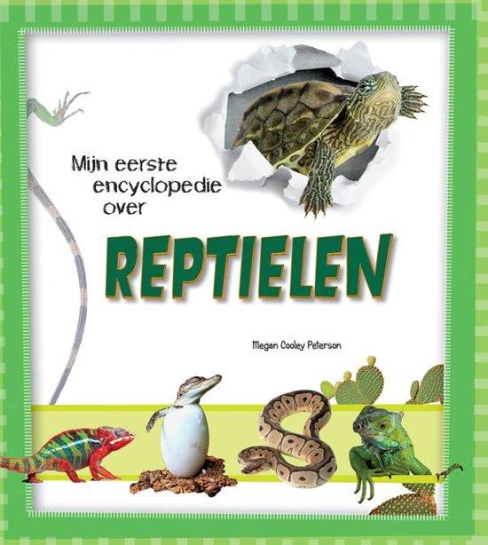 Mijn eerste encyclopedie over... - Reptielen