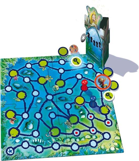 De Betoverde Toren Tin Bordspel
