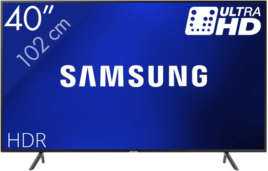 Samsung UE40NU7120 - 4K TV