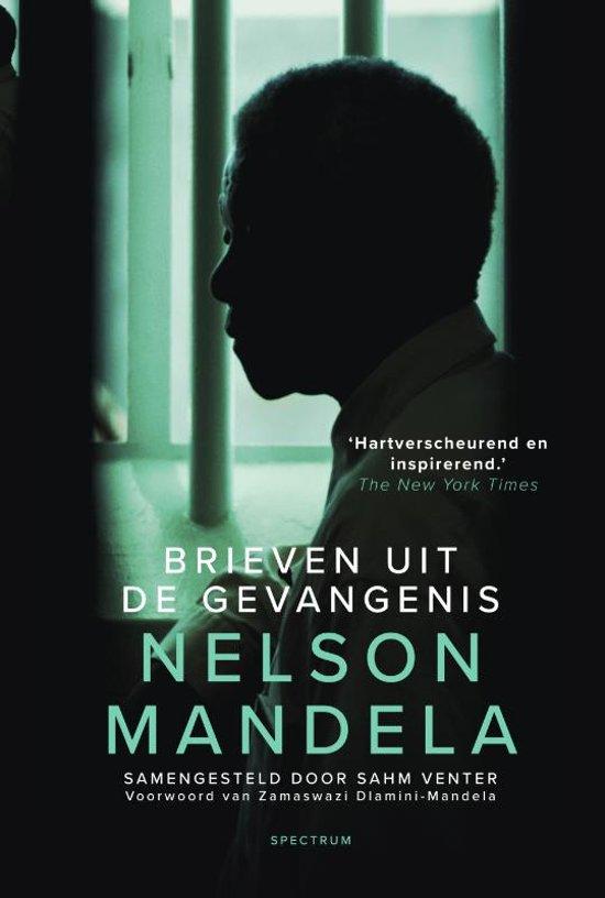 Boek cover Brieven uit de gevangenis van Nelson Mandela (Paperback)