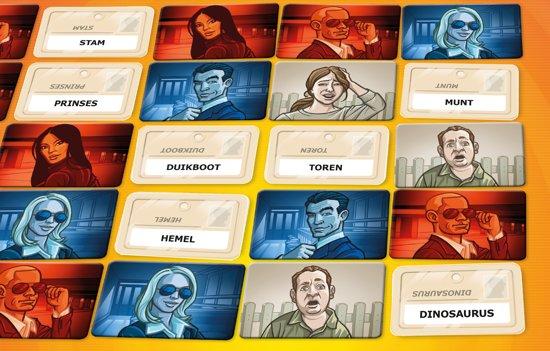 Thumbnail van een extra afbeelding van het spel Codenames - Gezelschapsspel