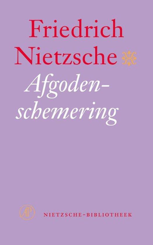 Nietzsche-bibliotheek - Afgodenschemering