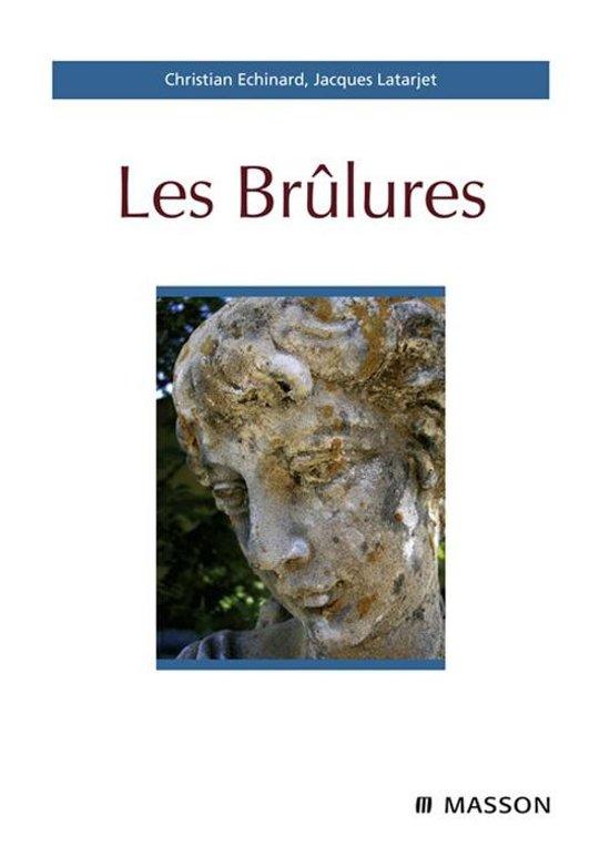 Boek cover Les brûlures van Vincent de Broucker (Onbekend)