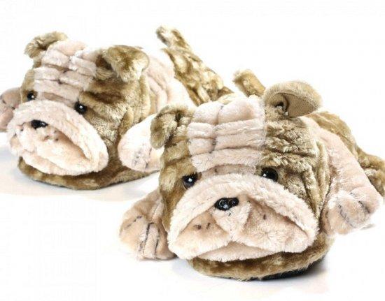 Volwassenen dieren sloffen bulldog M (37-38,5)