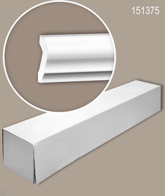 Profhome 151375 1 doos 15 stukken Wandlijst | 30 m