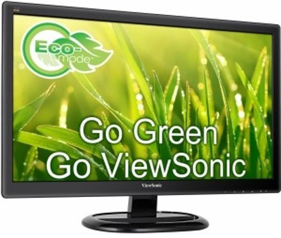 "Viewsonic Value Series VA2465SH VA 23.6"" Zwart Full HD LED display"
