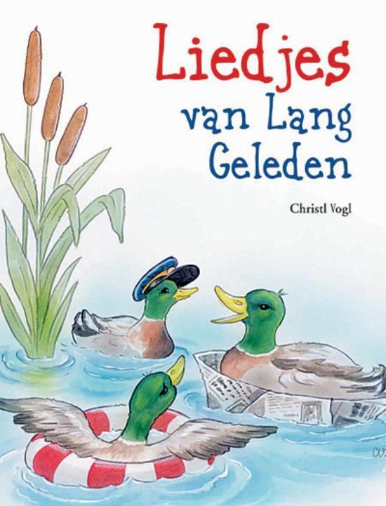 Cover van het boek 'Liedjes van lang geleden' van R . Winkel