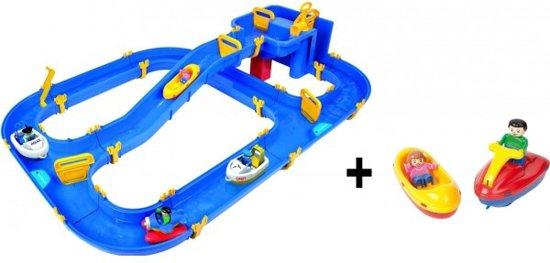 BIG Waterplay Niagara - Waterbaan + Boat set