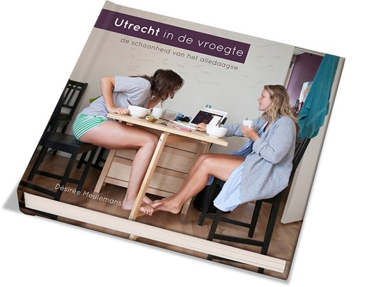 Fotoboek 'Utrecht in de vroegte'