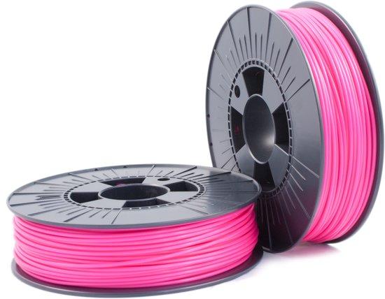 ABS 2,85mm  pink (fluor) 0,75kg - 3D Filament Supplies
