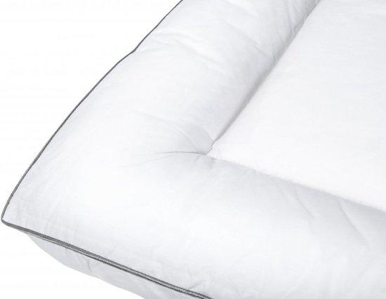 Beliani trivor Matrastopper Wit 160 x 200 cm