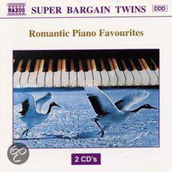 Peter Nagy - Romantic Piano Favourites