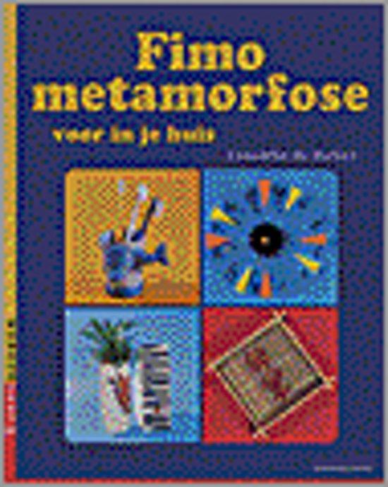 Fimo Metamorfose Voor In Je Huis - Conchita de Ruiter pdf epub