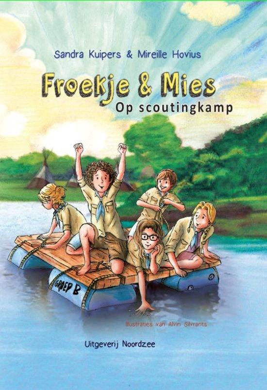 Froekje & Mies 2 - Op scoutingkamp