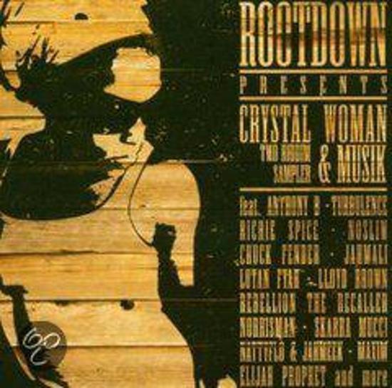 Crystal Woman & Musik 2 Riddim Samp