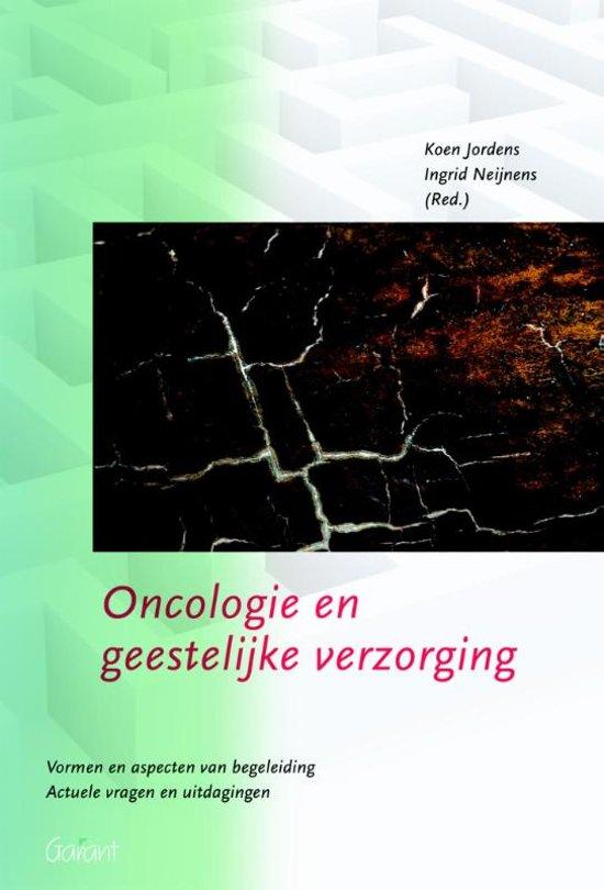 Oncologie en geestelijke verzorging