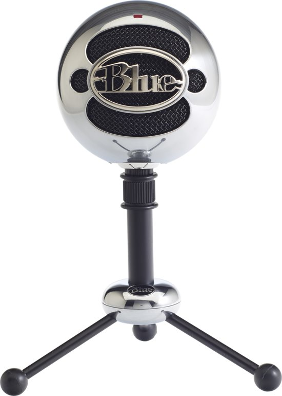 Blue Microphones Snowball Microfoon - Brushed Aliminium