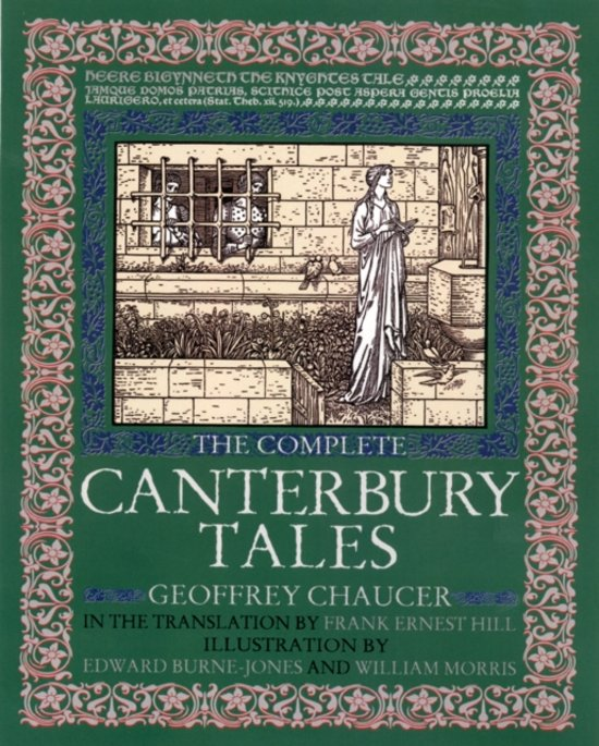 a view of marriage in the canterbury tales by geoffrey chaucer Role of women in canterbury tales, free study guides and book notes including comprehensive chapter analysis, complete summary analysis, author biography information, character profiles, theme analysis, metaphor analysis, and top ten quotes on classic literature.