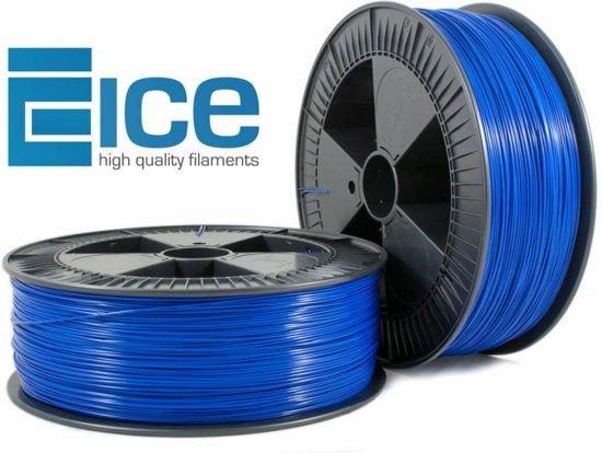 ICE Filaments PLA 'Daring Darkblue' - 2.3 kg