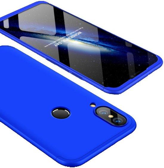 ed31c0fa053 bol.com | Mobigear 360 Hardcase Blauw Huawei P20 Lite
