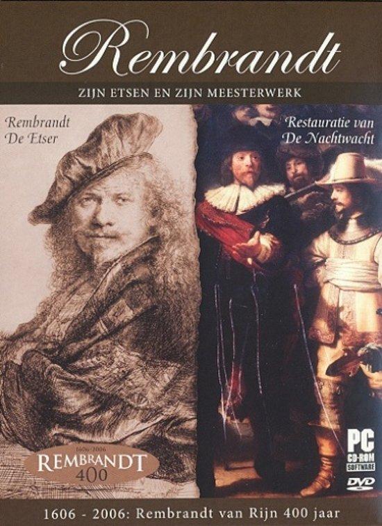 Rembrandt - Zijn Etsen en Zijn Meesterwerken