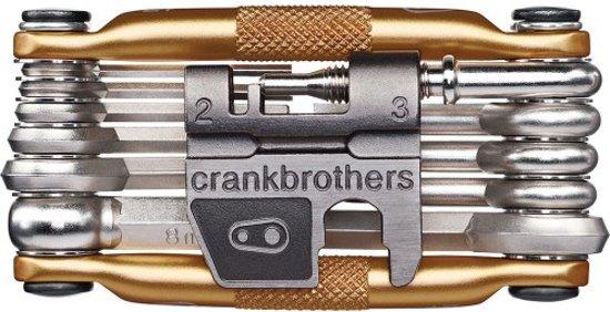 Crankbrothers GRS CBR M TOOL ZAK MODEL GOUD 17DLG