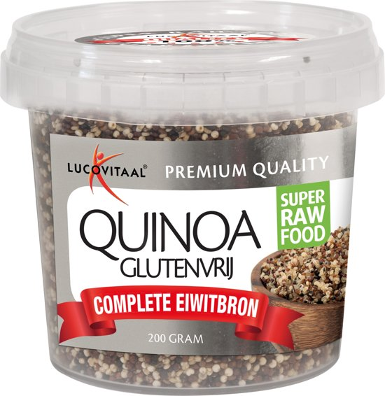 Lucovitaal Superfood -  Quinoa - 200 gram - Voedingssupplement