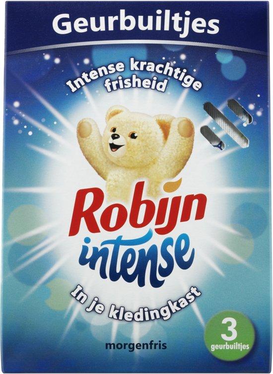 Robijn Intense - 3 stuks - Geurbuiltjes - 8 stuks - Voordeelverpakking