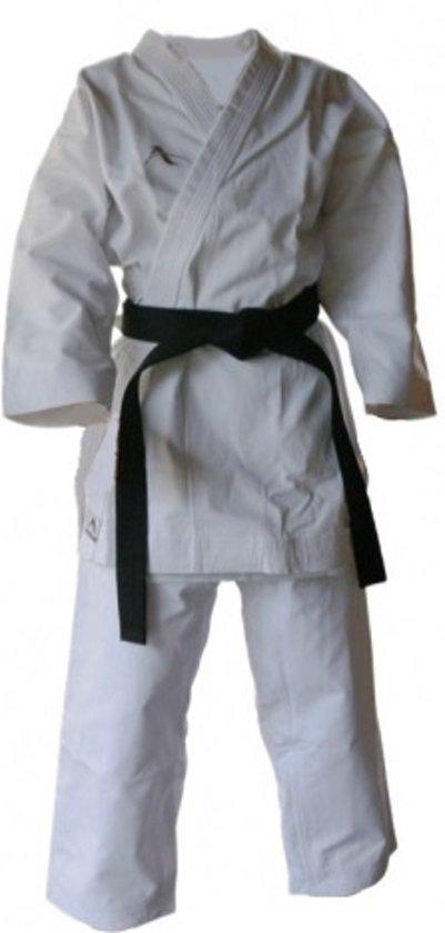Arawaza Karatepak Kata Deluxe Wkf Wit Unisex Maat 180
