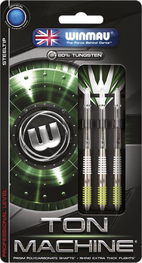 Winmau Ton Machine steeltip dartpijlen 25gr