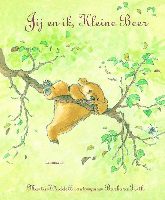 Boek cover Jij en ik, Kleine Beer van Martin Waddell (Hardcover)