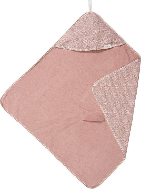 Koeka Wikkelcape Vigo - old pink