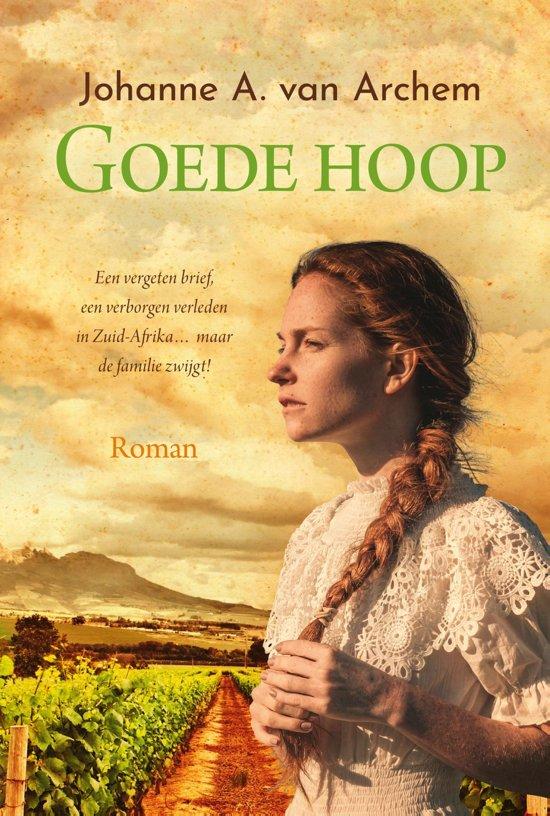 Boek cover Goede hoop van Johanne A. van Archem (Hardcover)