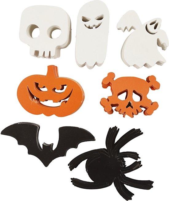 Halloween Figuurtjes Maken.Bol Com Halloween Figuren Afm 5 10 Cm 180 Gr 400 Stuks