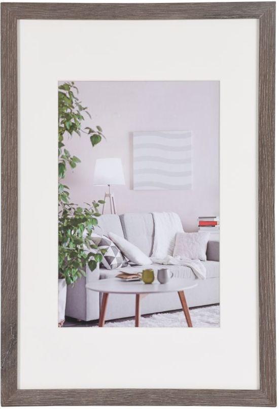 Fotolijst - Henzo - Modern - Fotomaat 30x45 - Donkergrijs