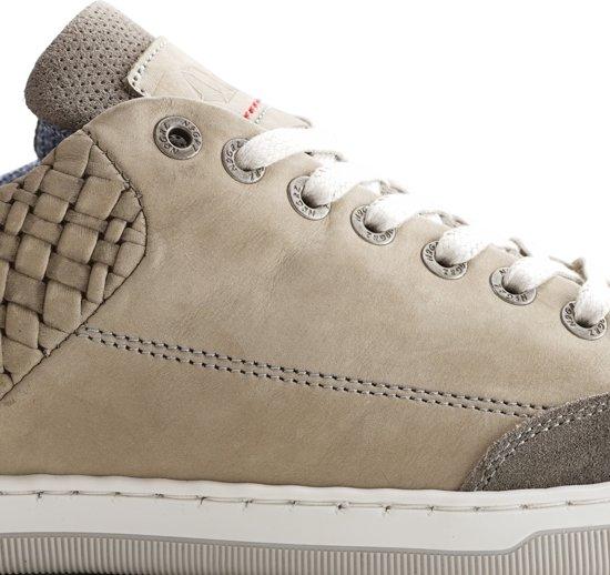 Taupe 40 Sneaker Heren burnLeren Maat Nogrz W f7Yyvb6g