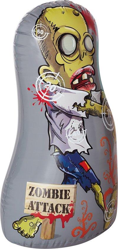 Happy People Target Zombie 100 Cm Grijs
