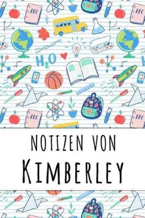 Notizen von Kimberley