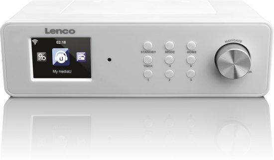Lenco KCR-2014 Internetradio