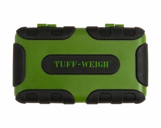 On Balance Tuff-Weigh Groen Digitale Precisie Weegschaal 0.1 tot 1000 Gram Nauwkeurig