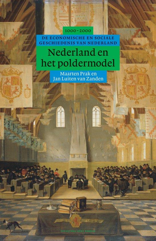 Algemene geschiedenis van Nederland 9 - Nederland en het poldermodel