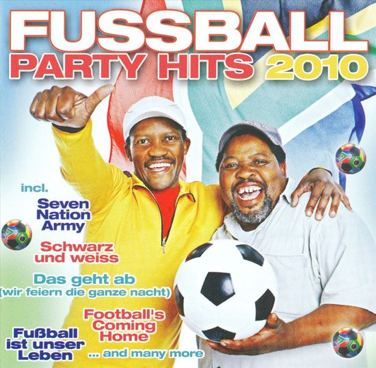 Fussball Party Hits