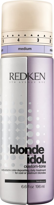 Redken Blonde Idol Custom Tone Daily Treatment 196ml