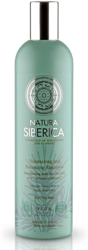 Volumizing and Balancing Shampoo 400 ml