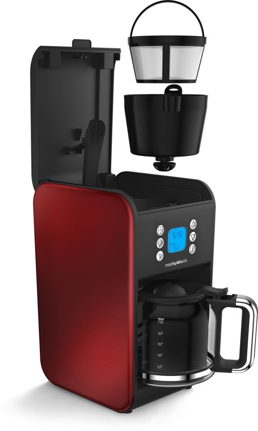 Morphy Richards M162009EE Accents Filter Koffiezetapparaat