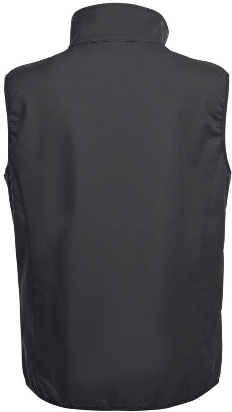 Softshell Bodywarmer Hr Zwart Basic Clique Xl 6xzOq5