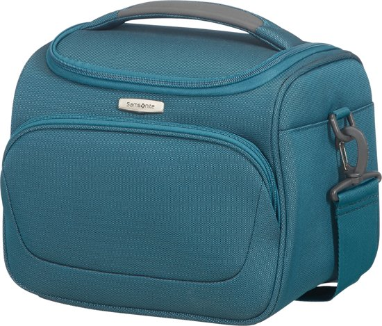 Samsonite toilettas - SPARK SNG BEAUTY CASE Blauw
