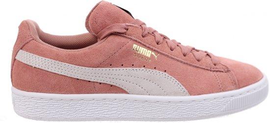roze puma sneakers dames