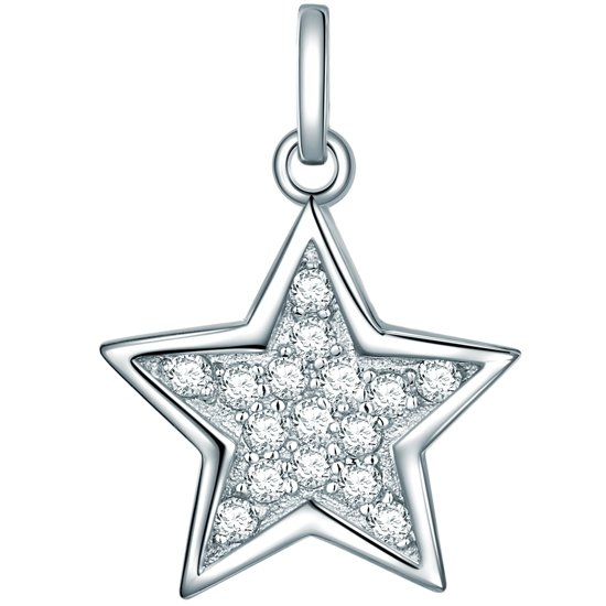 Rafaela Donata Rafaela Donata Zilveren hanger Sterling zilver